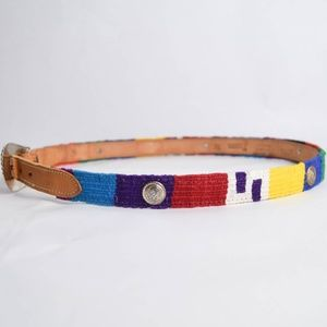 Fisher Accessories - Fisher Topgrain Cowhide Womens 32 / M Belt